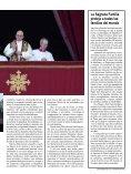 Papa Francisco «Donde nace Dios nace la paz y florece la misericordia» - Page 7