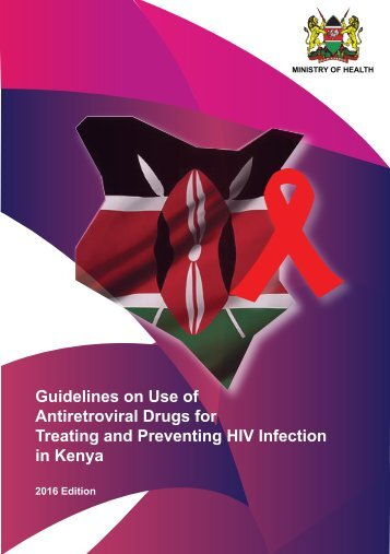 Antiretroviral Drugs for Treating and Preventing HIV Infection in Kenya