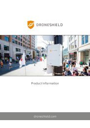 Product Information droneshield.com