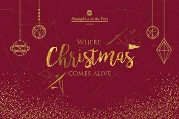 Christmas Brochure 2016