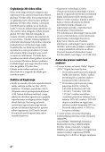 Sony BDV-EF1100 - BDV-EF1100 Istruzioni per l'uso Bosniaco - Page 4