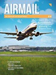 Airmail # 14 - Die Zeitschrift des Airport Weeze