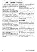 Philips PicoPix Projecteur de poche - Mode d'emploi - FIN - Page 4