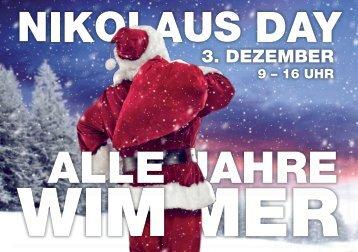 Zweirad Wimmer Nikolausday 2016