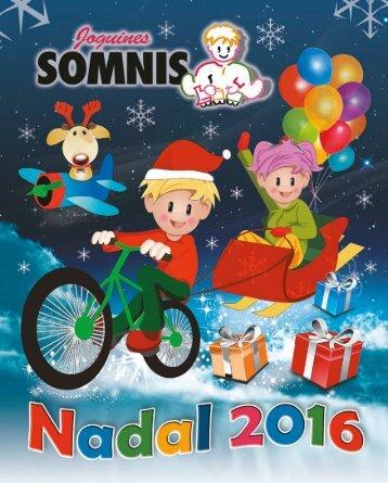 Catàleg Joguines Somnis Nadal 2016 web