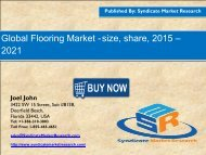 Flooring Market