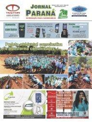 Jornal Paraná Setembro 2016