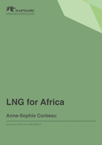 LNG for Africa