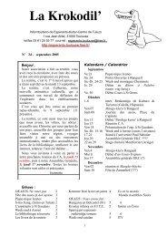 La Krokodil' - Esperanto sur Toulouse - Free