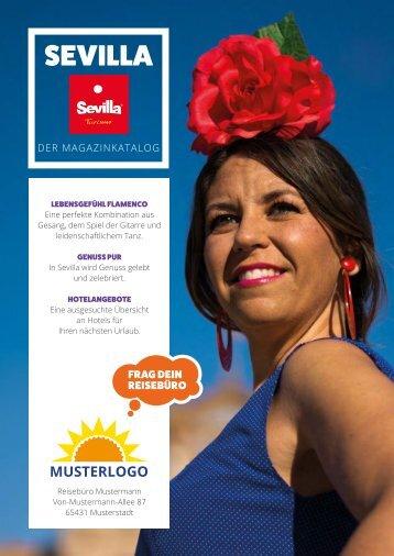 Magazinkatalog Sevilla