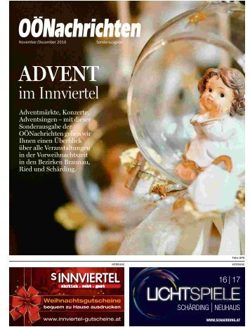 Advent im Innviertel 2016