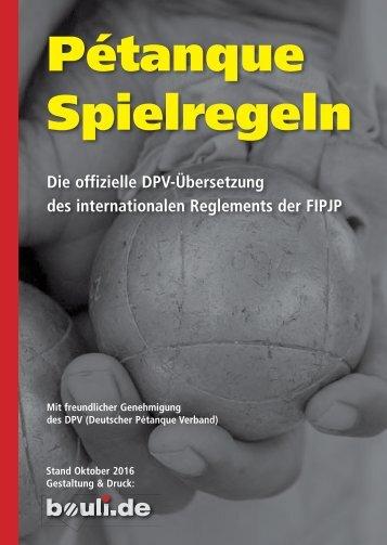 DPV-Regelheft