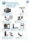 Philips Streamium Microchaîne fonctionnant en Wi-Fi - Guide de mise en route - NOR - Page 3
