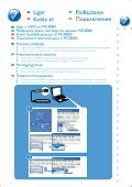 Philips Streamium Microchaîne fonctionnant en Wi-Fi - Guide de mise en route - NOR - Page 5