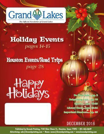 Grand Lakes December 2016