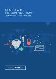 MEN'S HEALTH PERCEPTIONS FROM AROUND THE GLOBE