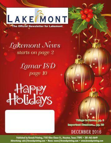 Lakemont December 2016