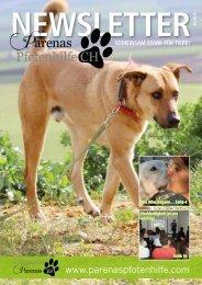 PARENAS Newsletter 10-2015