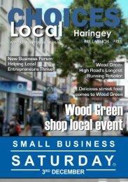 Choices Local - Pre Launch Dec 2016