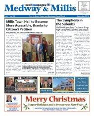 Millis/Medway December 2016