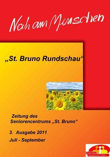 """""""St. Bruno Rundschau"""" - Seniorencentrum """"St. Bruno"""""""
