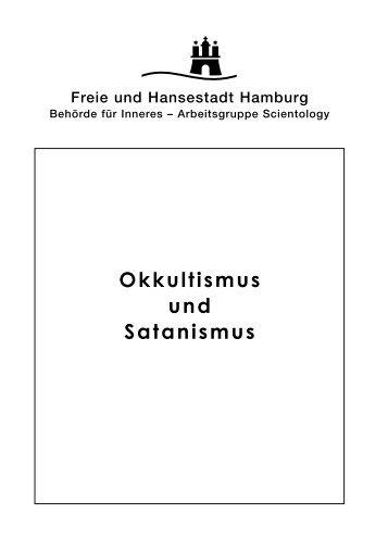 Okkultismus und Satanismus