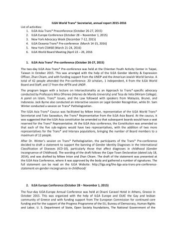ILGA_World_Trans_Secretariat_Report_2015_2016