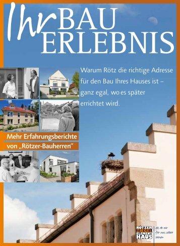 Rötzer-Ziegel-Element-Haus