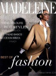 Каталог Madeleine Best of Fashion осень-зима 2016. Заказ одежды на www.catalogi.ru или по тел. +74955404949