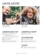 Liebefeld Magazin 11.2016 - Page 4