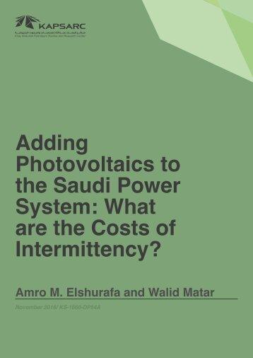 Intermittency?
