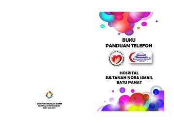 BUKU PANDUAN TELEFON 2016