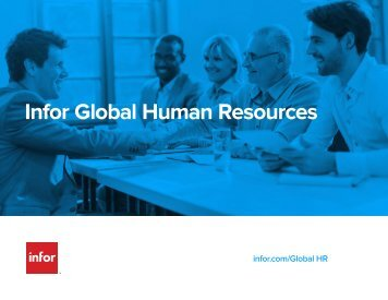 Infor Global Human Resources
