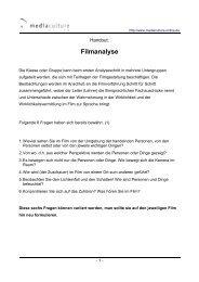 Filmanalyse - Mediaculture online