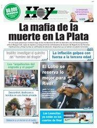 La mafia de la muerte en La Plata
