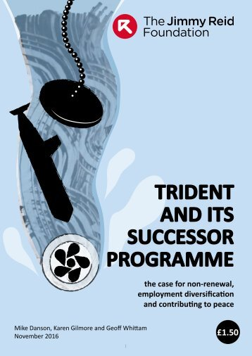 TRIDENT AND ITS SUCCESSOR PROGRAMME
