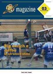 Pallavolo Massa Magazine n.03 (Novembre 2016)