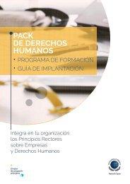 PACK DE DERECHOS HUMANOS