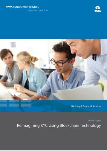 Reimagining KYC Using Blockchain Technology
