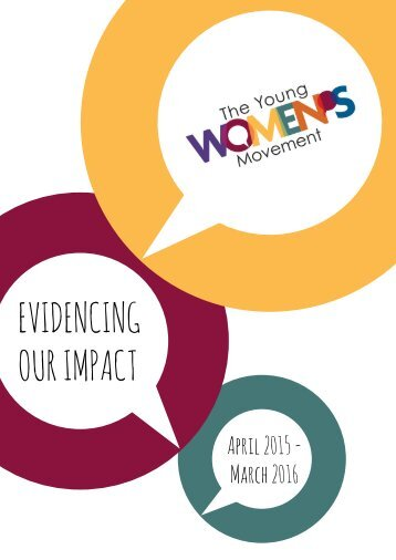 EVIDENCING OUR IMPACT