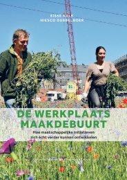 DE WERKPLAATS MAAKDEBUURT