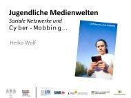 Soziale Netzwerke - Mediaculture online