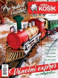 Speciální vydání Velkého košíku - Vánoce 2016