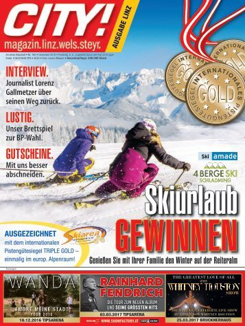 City-Magazin Ausgabe 2016-12