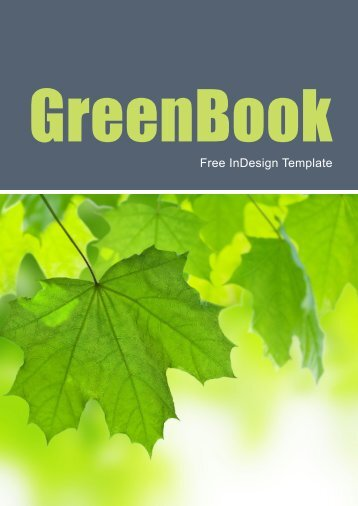 Green Book Brochure