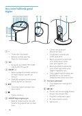 Philips Fidelio Système audio sans fil multiroom - Mode d'emploi - TUR - Page 6