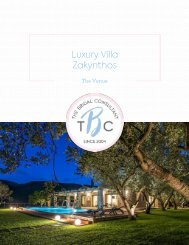16. Photos - Zante - Luxury Villa wedding and reception