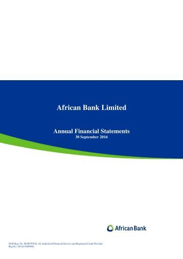 African Bank Limited