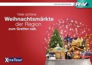 XtraTour Weihnachtsmärkte 2016