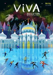 Viva Brighton Issue #46 December 2016